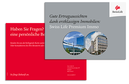 Swiss Life Direct Mailing