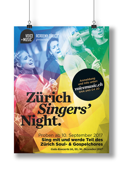 Zürich Singer's Night
