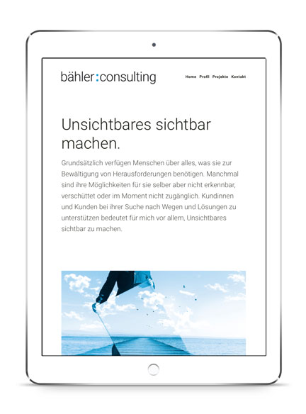 Bähler Consulting